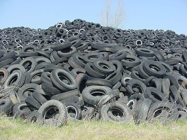 Texas Motorhome Landfill Tire Disposal